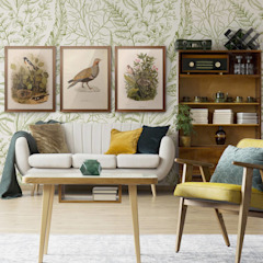 Living Room Classic style living room by Pixers Classic