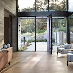 Modern style doors by Feldman Architecture Modern