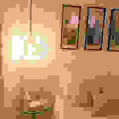 realizearquiteturaS Modern style bedroom