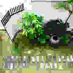Thắm Đượm Nét Quê Trong Thiết Kế Nhà Phố 2 Tầng Ở Đà Nẵng bởi Công ty TNHH Xây Dựng TM – DV Song Phát Hiện đại