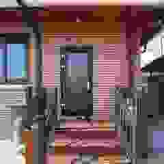 부여 석동리 전원주택 / Exterior by 에이프릴디아 컨트리