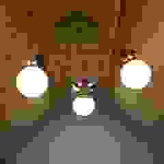 부여 석동리 전원주택 / 2F 컨트리스타일 미디어 룸 by 에이프릴디아 컨트리