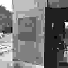 제주도 건물외관벽화 타이포그라피 by 디자인브라더스 모던 철근 콘크리트