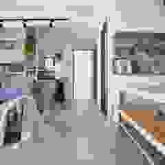 輕北歐紓壓宅 根據 極簡室內設計 Simple Design Studio 北歐風