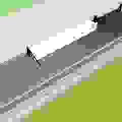Cobertura da Bancada do Estádio Municipal de Angra do Heroísmo Estádios modernos por PE. Projectos de Engenharia, LDa Moderno