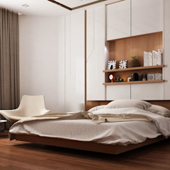 by TK Designs Modern Wood Wood effect
