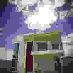 Renato Medeiros Arquitetura Condominios Vidrio Blanco