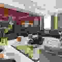 من Spazio Interior Decoration LLC حداثي