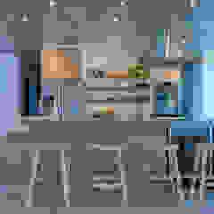 House Kai by JBA Architects Modern Wood Wood effect