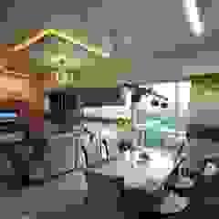 Thumbnail Design Studio Modern Dining Room