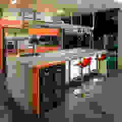 Kampung Tunku House Modern style kitchen by MJKanny Architect Modern