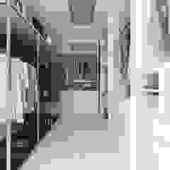 CASA FF Camera da letto moderna di De Vivo Home Design Moderno