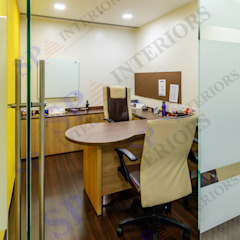 BCD Travels Modern office buildings by SP INTERIORS Modern