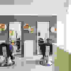 C'era una volta il barbiere | Intervento di restyling di un parrucchiere per uomo Negozi & Locali commerciali in stile scandinavo di Design for Love Scandinavo