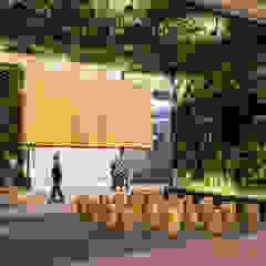 Greenarea recria paisagem dos Açores na BTL 2018 Centros de exposições modernos por Traços Interiores Moderno