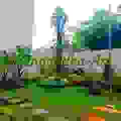 Tukang taman Surabaya -proyek Rumah tinggal Oleh Tukang Taman Surabaya - Tianggadha-art Minimalis