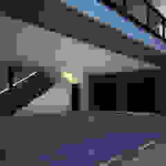 bởi PRAGMA Arquitectura Tối giản Bê tông