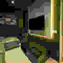 One KL @ KLCC Modern style media rooms by Twelve Empire Sdn Bhd Modern