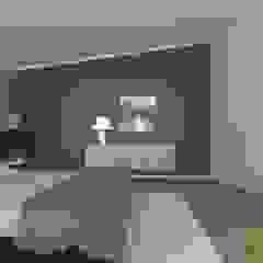 Pensieri e parole Camera da letto moderna di serenascaioli_progettidinterni Moderno