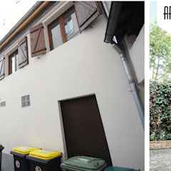 Paredes e pisos coloniais por GRAM Architecture Colonial