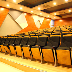 MZH Auditorium by MZH Design Modern