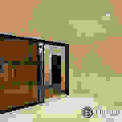 광장동 현대홈타운 12차 55py 모던스타일 복도, 현관 & 계단 by Design Daroom 디자인다룸 모던
