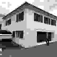 Moradia Unifamiliar T3@Tarouca *P/ VENDA* por Factor4D - Arquitetura, Engenharia & Construção Clássico
