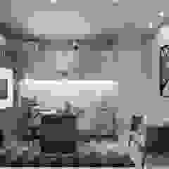 Modern clinics by Camila Pimenta | Arquitetura + Interiores Modern Wood-Plastic Composite
