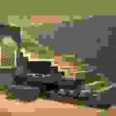 Hall/Escada por AE ARQUINTERIORES Moderno Mármore