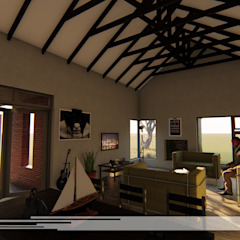 House Snyman by Property Commerce Architects Country