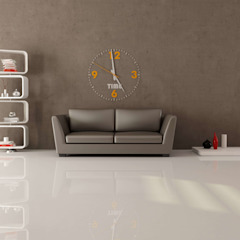 Painting Services in Dubai Modern living room by PaintGuru.ae Modern