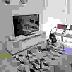 Oscar Saavedra Diseño y Decoración Spa Living room White