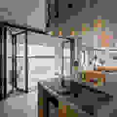 Scandinavian style balcony, veranda & terrace by Solarlux GmbH Scandinavian