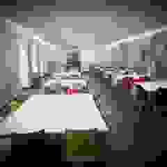 Remodelação do Refeitório/Bar Escola Antero de Quental Escolas modernas por PE. Projectos de Engenharia, LDa Moderno