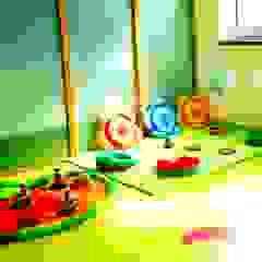 Construção de Creche, Jardim de Infância e ATL - Biscoitos Escolas modernas por PE. Projectos de Engenharia, LDa Moderno
