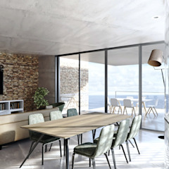House Pretorius (Camps Bay) by 7Storeys Minimalist