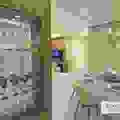 Apartamento C&G Corredores, halls e escadas clássicos por Arquiteta Jéssica Hoegenn - Arquitetura de Interiores Clássico