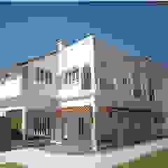 Cilandak House Oleh Kahuripan Architect Kolonial Batu Bata