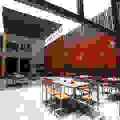 Restaurante ''Mi Propiedad Privada'' de Artem arquitectura Moderno