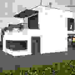 Moradia Bicesse (Cascais) por ATELIER OPEN ® - Arquitetura e Engenharia Eclético Betão armado