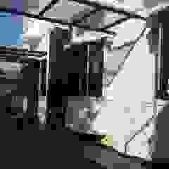 Sejahtera House Oleh Kahuripan Architect Kolonial Batu Bata