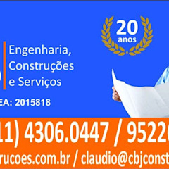CBJ por CBJ Construções e Serviços Colonial Ardósia