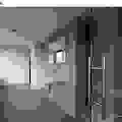 minimalistisch interieur Minimalistische badkamers van KleurInKleur interieur & architectuur Minimalistisch