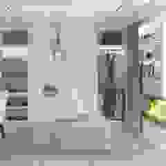 Квартира в Уфе Гардеробная в стиле модерн от Студия авторского дизайна ASHE Home Модерн