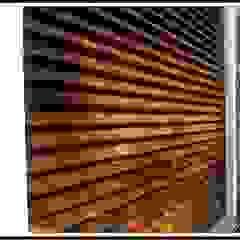 Persianas de enrollar Madera de CORTINAS ROGGERO Persianas de Enrollar (011) 42983010 Clásico Madera Acabado en madera