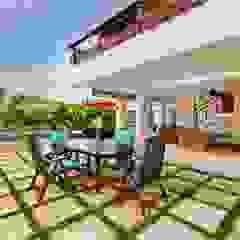 Villa Saya Taman Gaya Asia Oleh HG Architect Asia