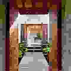 Aziatische gangen, hallen & trappenhuizen van HG Architect Aziatisch