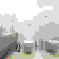 Phòng tắm phong cách Bắc Âu bởi Homestories Bắc Âu