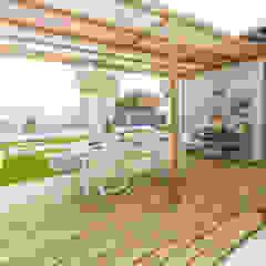 Scandinavische tuinen van Homestories Scandinavisch