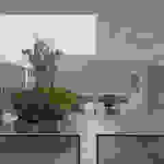 Industrialny ogród zimowy od Studio Associato Sezione d'Architettura Industrialny